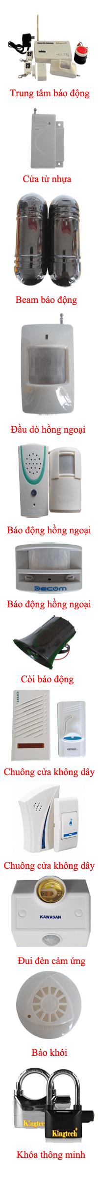 bao dong