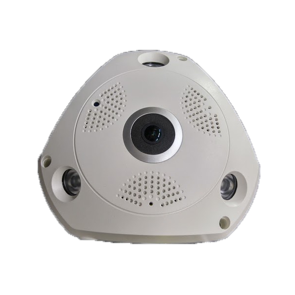 Fisheye wifi ip camera