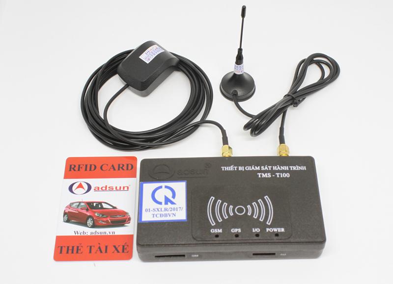 Định vị hợp chuẩn ADSUN-T100